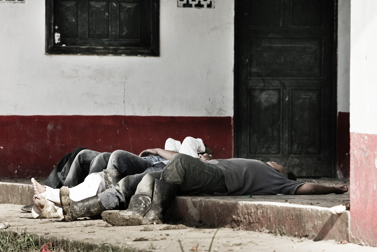 sieste mexicaine olivier octobre photographe montpellier mexique guatemala honduras documentaire reportage
