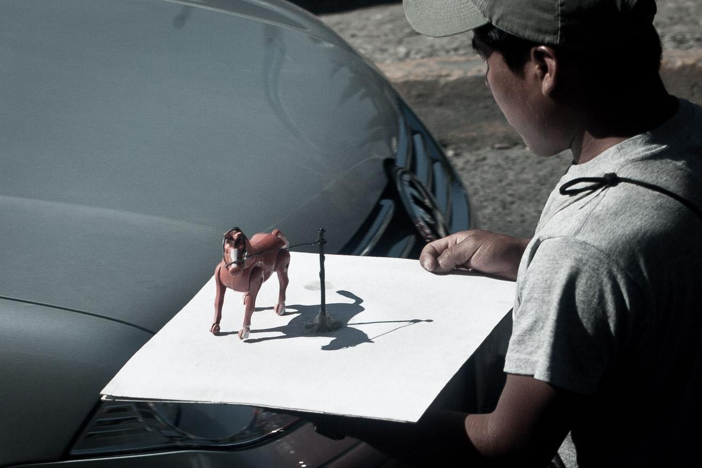 garçon cheval olivier octobre photographe montpellier mexique guatemala honduras documentaire reportage