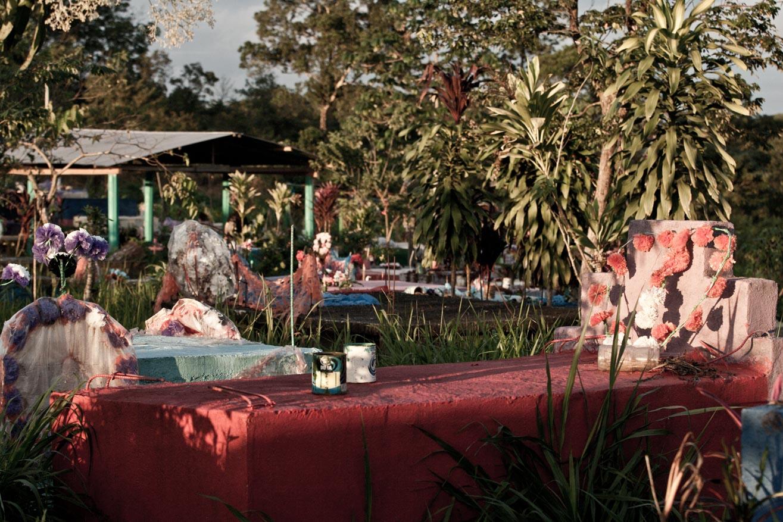 cimetière guatémala olivier octobre photographe montpellier mexique guatemala honduras documentaire reportage