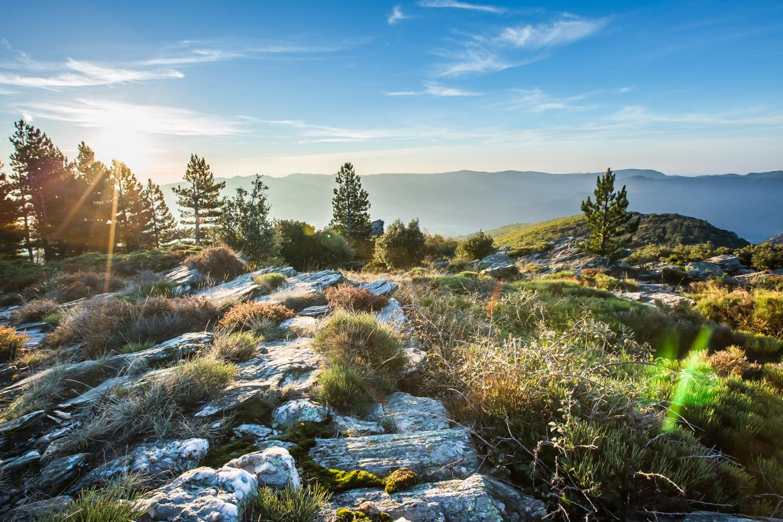 Parc Naturel Régional du Haut Languedoc photographies Olivier Octobre