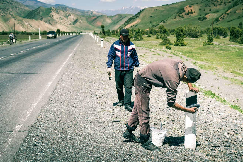 col vallée d'allai ouzbekistan kirghizstan ex-URSS Asie centrale olivier octobre photographe documentaire reportage